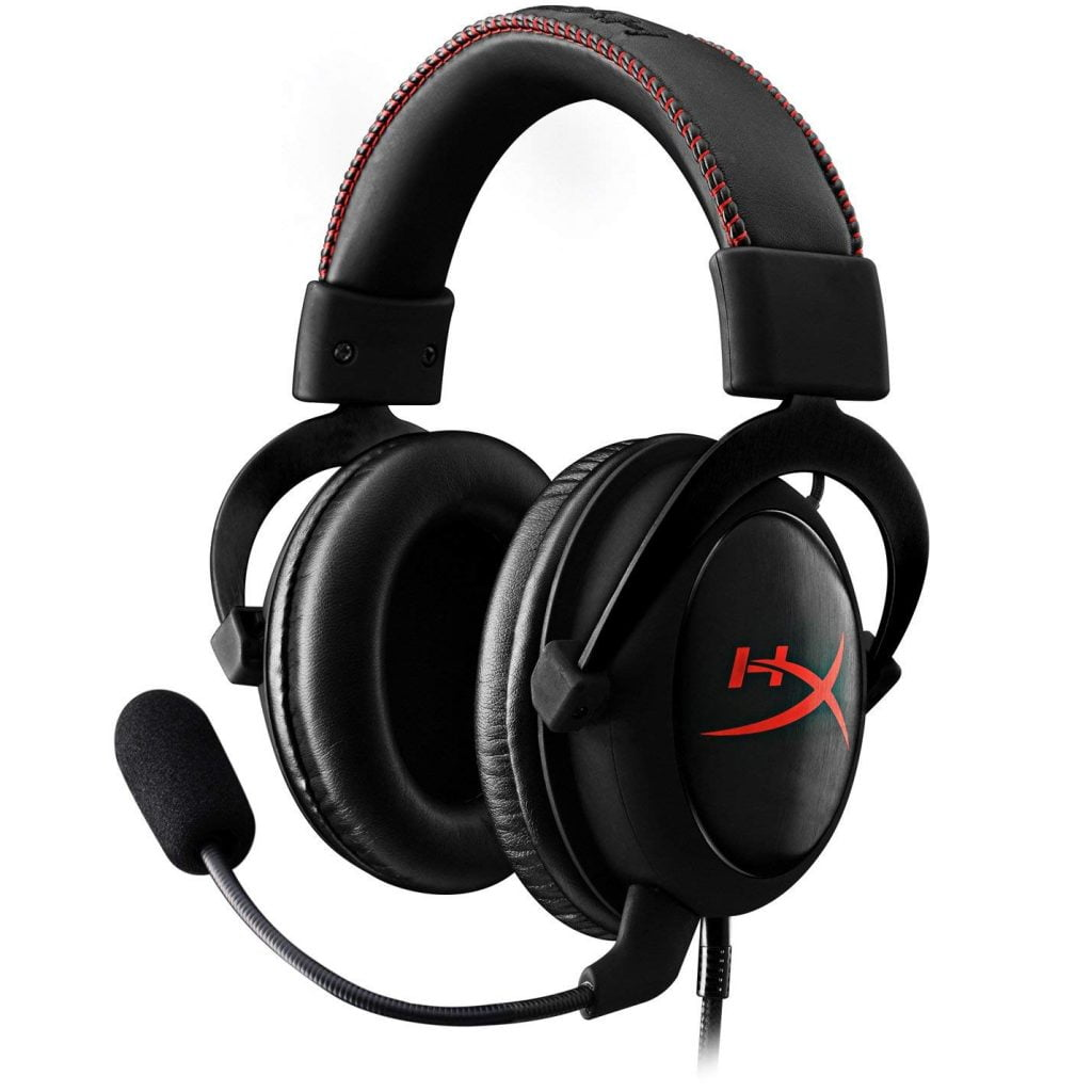 HyperX Cloud Core Gaming Headset - Durable Aluminum Frame - 53MM Drivers