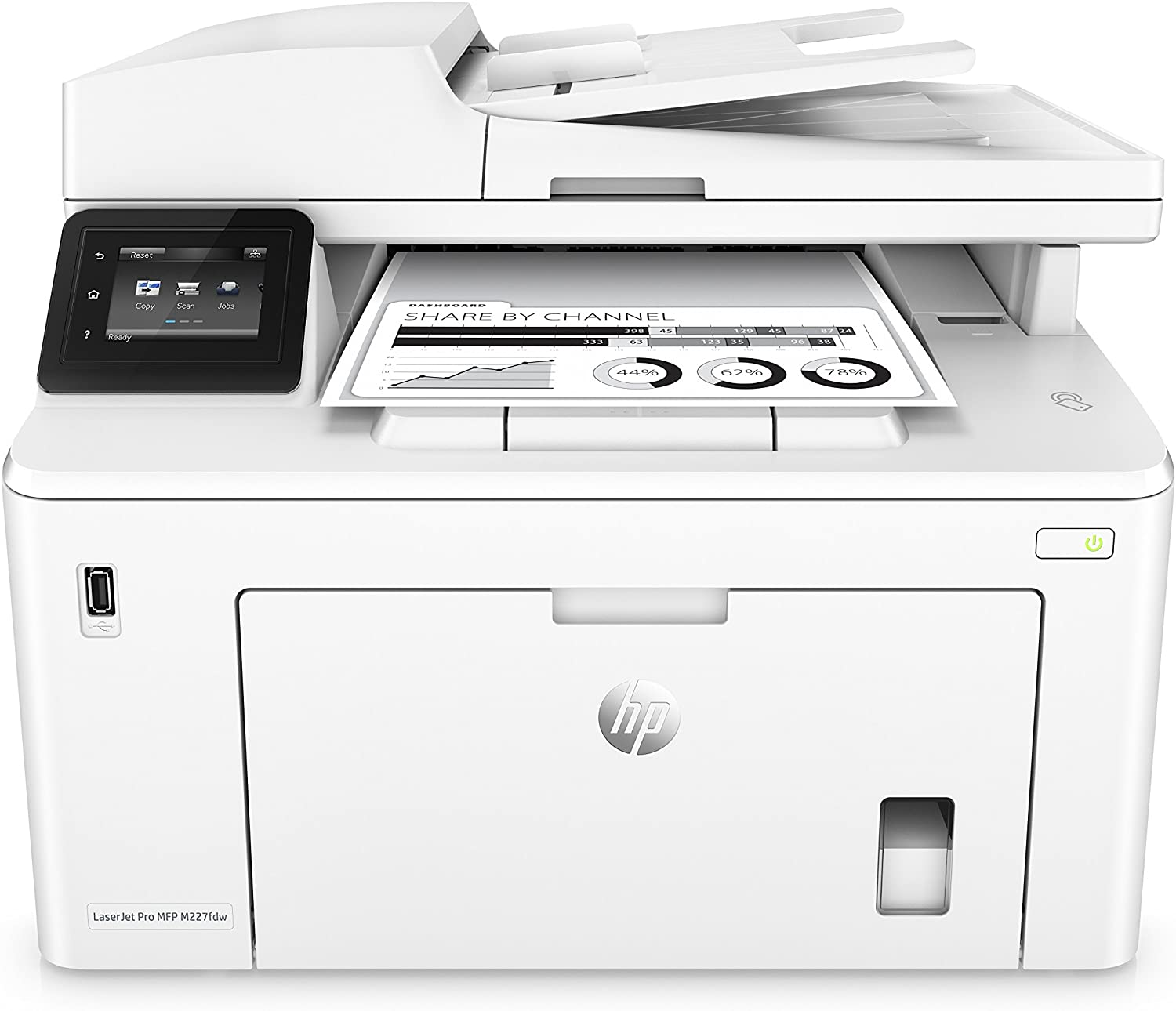Hp Laserjet Pro Mfp m227fdw Review and buyers guide
