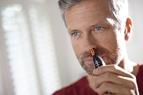 philips norelco 5175 review- philips norelco nose trimmer 5100