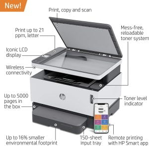 best all in one laser printer for small business