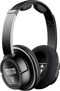 wireless gaming headphones with mic for xbox one